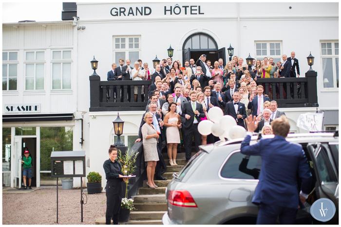bröllop grand hotel mölle