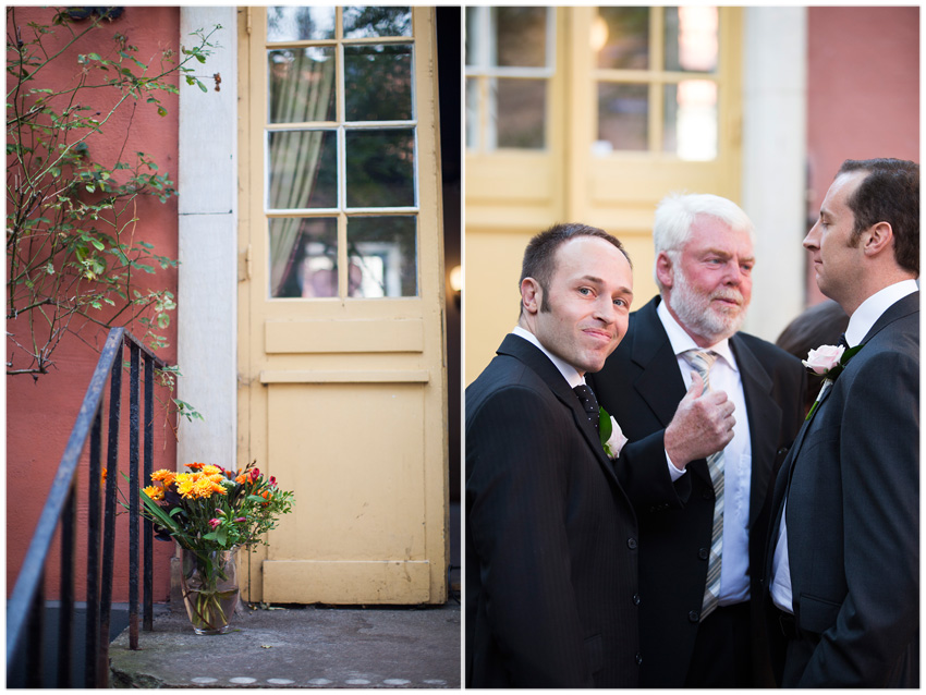 bröllop Jacob Hansens Hus