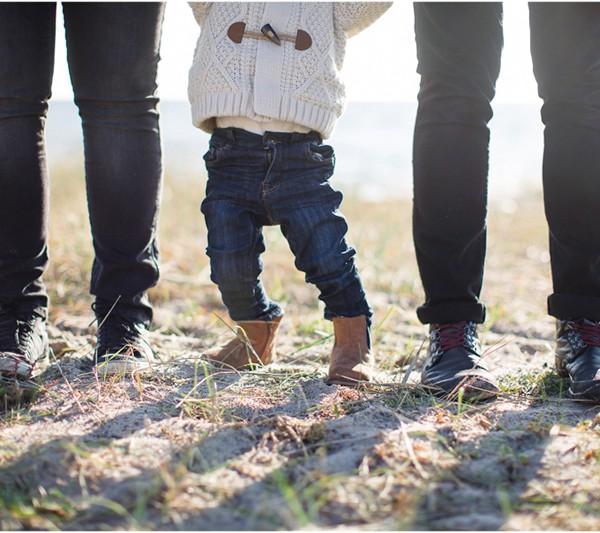 barnfotografering - kärlek