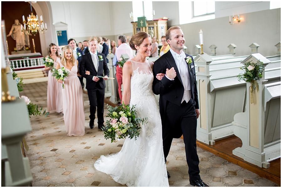 bröllop trollenäs kyrka